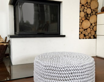 Floor cushions / pouf
