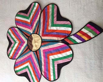 Decorative Cloverleaf Tablecloth