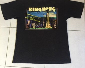 Vintage 90s King Kong Movie