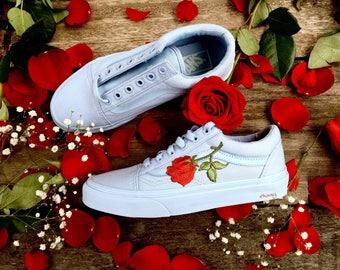 MONO SKYWAY Custom Rose Vans