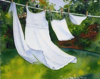 Clothes line - Print no. 3311
