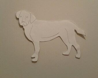 Personalised Rottweiler Pattern