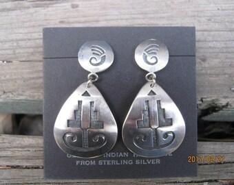 Hopi Earrings