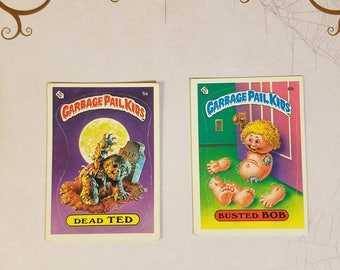 Garbage Pail Kids - 1985 1st series