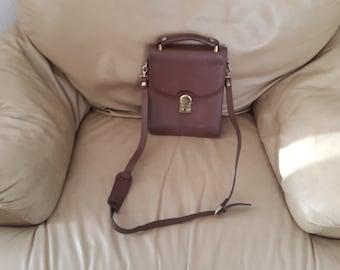Lancel Vintage Shoulder Bag