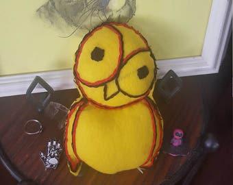Raggedy Owl Stuffie