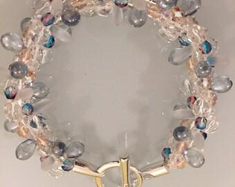 Something Blue, Something New bracelet