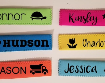 Ice Pop Holder Personalized