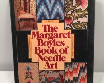 The Margaret Boyles Book of NeedleArt