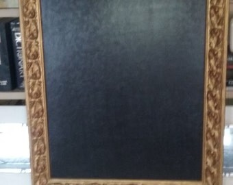 Antique upcycled chalk boards x 2