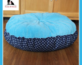 "Cosy dream bed ""starboard ahead"", pet bed, dog bed, cat bed, pet bed"