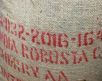 1KG, Green coffee beans Robusta Indian Cherry AA  RAW