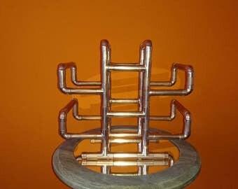 Layered Wine Rack