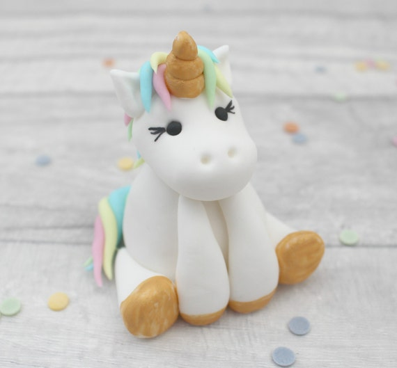 unicorn cake topper unicorn cake topper sugar unicorn model sugarpaste model 8165