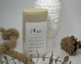Deodorant natural sensitive skin