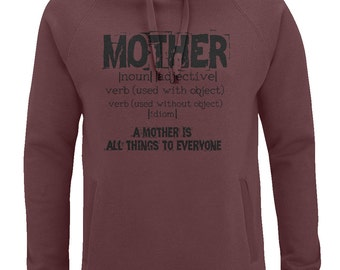 A Mother Is All Things Hoodie