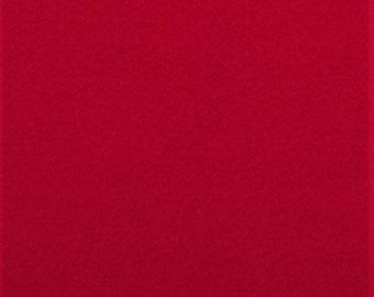 Felt - DIY Red / Red-Strawberry / Strawberry 1 mm 40 x 45 cm