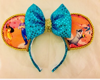 """Pocahontas - """"Colors of the Wind"""" ears"""