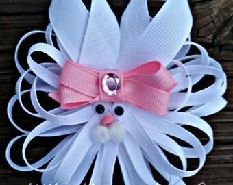 Loopy bunny - Easter bunny - Easter hair wear -