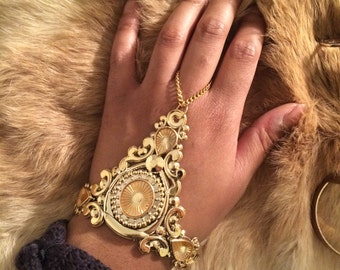 Anubis Hand Chain