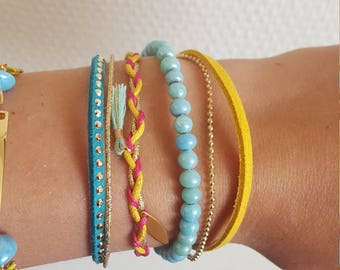 Summer Cuff Bracelet