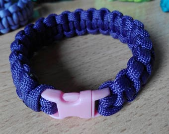 Paracord bracelet-Unisex