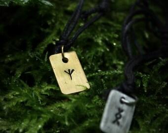 Small Rune Pendant