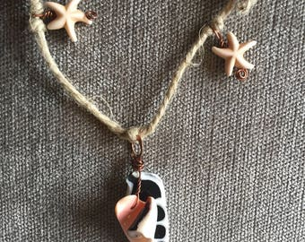 Sandy Shells Necklace