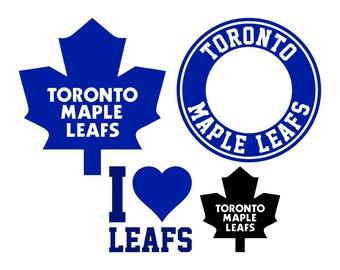 Toronto Maple Leafs Cut Files, Toronto Maple Leafs SVG Files, Toronto Maple Leafs SVG Cutting Files, Toronto Maple Leafs, Instant Download