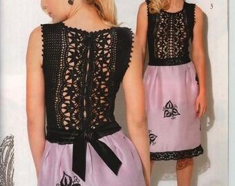 dress for photo shoot Royal dress crochet lace dress designer dress Hollywood star