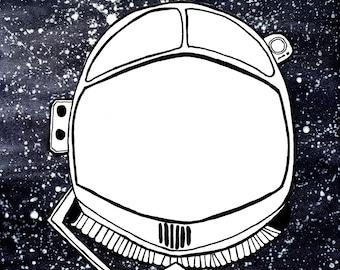 Just Another Frontier - Astronaut Helmet