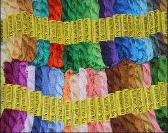 NPI Needlepoint Inc.. Silk Thread | Colors  922 - end