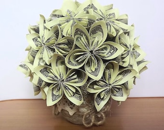 Dollar bill flower origami gallery flower decoration ideas dollar bill flower origami choice image flower decoration ideas dollar bill flower origami image collections flower mightylinksfo