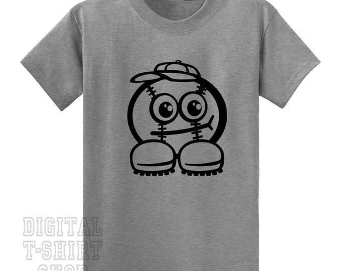 Baseball Dude T-Shirt - Sports Tee