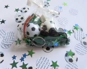 Football Party Favour Bag