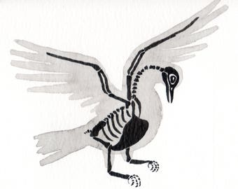 Pigeon Ghost #2