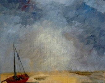 Red Boat  SOLD
