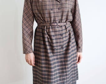 Vintage 50's Shirt Dress