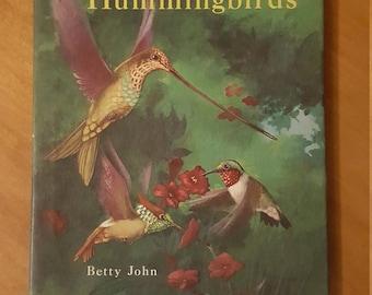 1960 Hummingbirds by Betty John, A Follett Beginning Science Book