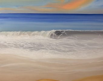 Vox Malaga - 487 sterling oil on canvas