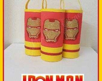 Iron Man Favor Goody Bags