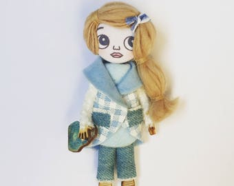 Bonbon Fashion Doll kit