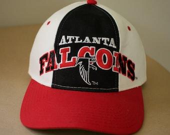 Vintage 1990's Atlanta Falcons Snapback Hat
