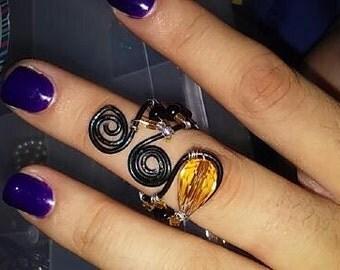 Custom Wire Ring