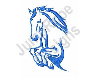 Horse Head - Machine Embroidery Design