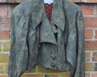 Vintage 1980's ladies jacket