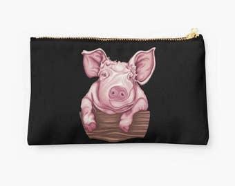 A pig motif makeup Kit