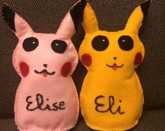 Pikachu Stuffy