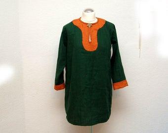 Tunic, linen, medieval, Viking, RUS, Slaven, reenact, LARP, children, Gr. 140