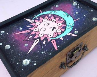 Keepsake box to hide your stash